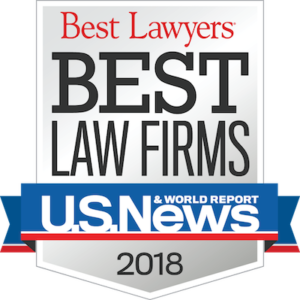 Best Lawyers Best Law Firms Badge for Smidt Reist & Keleher, Albuquerque Law Firm